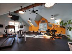 If you had the space, would you add a gym to your home?