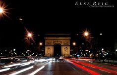 Arc de Triomf- Paris, France