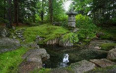 5. Abby Aldrich Rockefeller Garden, Seal Harbor