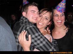Fotobomba en la fiesta | Risa Sin Más