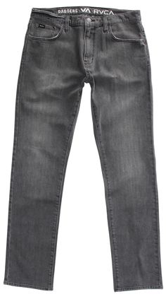 RVCA Mens : Denim / Pants - Daggers Denim