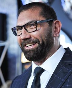 """This week Dave """"Batista"""" Bautista became the latest WWE star to criticise the current television output in the past few months. You can see the full interview Dave Bautista, Wwe Champions, Scantily Clad, Back To Basics, Gay Pride, Bearded Men, Eye Candy, The Past, Interview"""