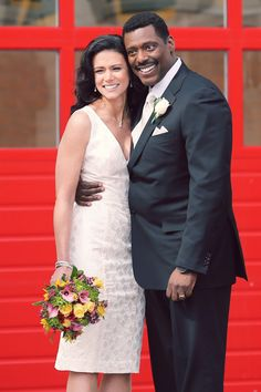 View photos from Chicago Fire Chief Boden's Wedding Album on NBC.com.