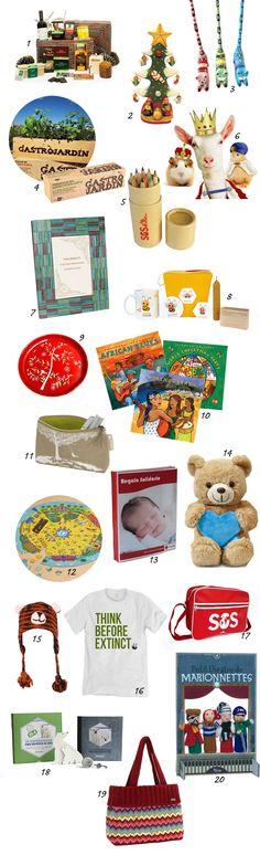 almagra32: Navidad solidaria: regalos con sentido - Comercio justo - Fair trade gifts