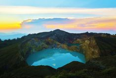 Pulau Flores Labuan, Komodo, River, Mountains, Nature, Outdoor, Outdoors, Naturaleza, Nature Illustration