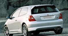Honda Civic Type-R 2 Doors 2003