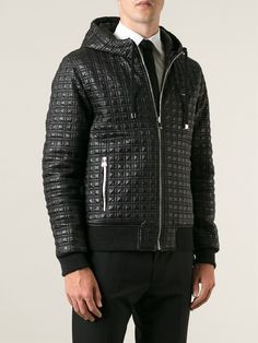 Dolce & Gabbana Quilted Bomber Jacket - Stefania Mode - Farfetch.com