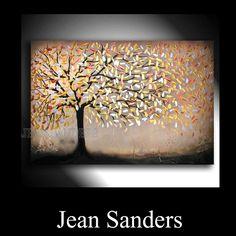 "Jean Sanders  ""SANFTE BRISE""  120x80 cm  Material:  Acrylfarben, Schlussfirnis"