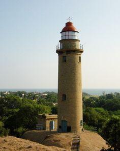 Lighthouses of India: Tamil Nadu and Puducherry, Mahabalipuram