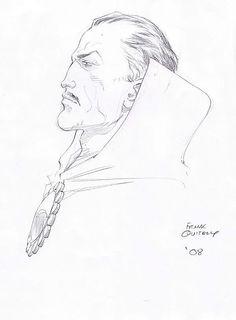 Dr. Strange - Frank Quitely