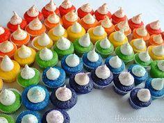 51 Rainbow Food Ideas for St. Patrick's Day or Rainbow Theme Party