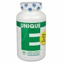 A C Grace Unique Vitamin E 180 Softgels
