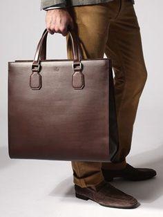 COACH mens everyday bag
