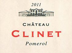 2011 Clinet Pomerol Bordeaux 750 mL *** Check out the image by visiting the link.