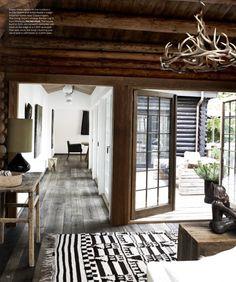 Ole Damm and Anita Heske Lodge near Copenhagen