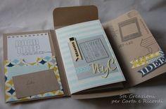 Love the little travel journal