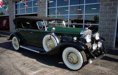 1931 Cadillac 355 A Phaeton - Fast Lane Classic Cars
