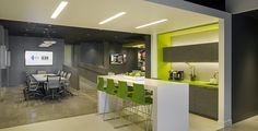 Icon Leasing Office, Hudson Pacific Properties | Kamus + Keller Interiors | Architecture | Archinect
