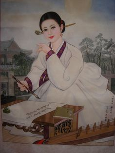 """Hwang Jin-i (Hangul: 황진이; c. 1506 – c. 1560), also known by her gisaeng name Myeongwol (literally """"bright moon"""", 명월), was one of the most famous gisaeng of the Joseon Dynasty. She lived during the reign of King Jungjong. She was noted for her exceptional beauty, charming quick wit, extraordinary intellect, and her assertive and independent nature."""