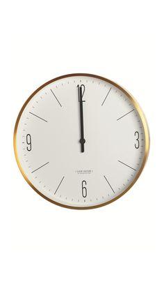 Modern Clock / Plümo