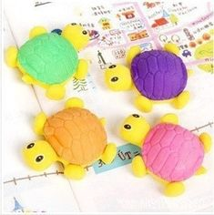 Cute Creative Little Turtle Simulation Eraser Animal Eraser Funny Eraser Toy  Price: 7.99 & FREE Shipping #computers #shopping #electronics #home #garden #LED #mobiles #rc #security #toys #bargain #coolstuff |#headphones #bluetooth #gifts #xmas #happybirthday #fun Diy Toys, Turtle, Arts And Crafts, Happy Birthday, Xmas, Cool Stuff, Mobiles, Creative, Funny