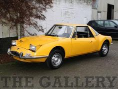 1972 Matra 530 LX http://ow.ly/d372H LHD nice original condition.Mechanically very sound and in a good driving condition. #classic #car