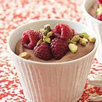 Chocolate Silken Tofu Pudding--great way to sneak protein in the kids diet...this recipe is super easy.