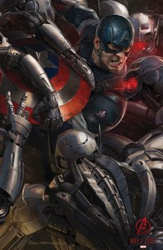 The Avengers: Age Of Ultron Image #45044