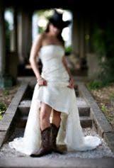 Wedding :) cowgirl wedding, wedding boots, wedding pictures, gown w Wedding Pics, Wedding Themes, Wedding Blog, Wedding Styles, Dream Wedding, Wedding Day, Bridal Pics, Gown Wedding, Perfect Wedding