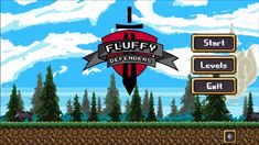 Fluffy Defenders at https://fluffyteam.itch.io/fluffy-defenders