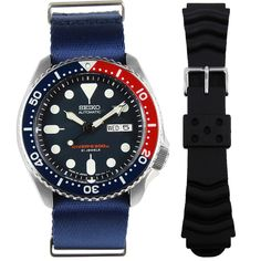 Buy authentic Seiko Prospex Automatic Divers Watch at cheapest price. Fast shipping to USA New Zealand Switzerland UK Canada Australia Japan. Gents Watches, Sport Watches, Cool Watches, Watches For Men, Popular Watches, Seiko Skx009, Seiko Men, Seiko Automatic Watches, Seiko Watches
