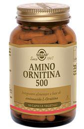 Prezzi e Sconti: #Amino ornitina 500 l-ornitina integratore  ad Euro 25.03 in #Solgar it multinutrient spa #Alimenti integratori