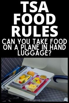 Remember that 3:1:1 Liquids rule you use for your hair gel and shampoo? Yep, that applies to food items as well. So, if you want to bring that 40z oz bottle of Old English Malt Liquor through security and stick in the overhead bin, well, that's a hard nope. Same goes for that 16 oz tupperware container of gravy (you know, in case you get the urge for some taters somewhere over Kansas…). Travel Tips, Travel Advice Travel Advice, Travel Tips, Can You Take, Hand Luggage, Hair Gel, Travelling Tips, Bring It On, How To Apply, Carry On Luggage