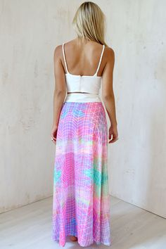 Coachella Maxi Skirt | SABO SKIRT