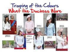 Trooping of the Colours - What the Duchess Wore by klcgofast on Polyvore featuring Alexander McQueen, katemiddleton, royalty, royals and duchessofcambridge