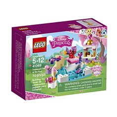 With LEGO | Disney Whisker Haven Tales with the Palace Pets you can play with and care for these beloved royal pets within the much-loved Disney Princess environment. Whisker Haven is a magical land w...