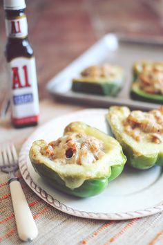 Inside Out Philly Cheesesteak  {Clean Eating}