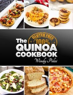 Quinoa reciepes, along with clean eating and other healthy stuff.