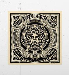 c4eed6d789b Shepard Fairey (Obey) - Print 39 • Available on soldart.com  shepardfairey   obey  print  screenprint  streetart  urbanart  obeygiant  serigraphie   artprint ...