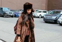Yuka Mannami Phil Oh's Best Street Style Pics From New York Fashion Week