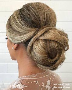 Long Updo wedding hairstyles from Heidi Marie Garrett #weddings #hairstyles #weddingideas #weddinghairstyles