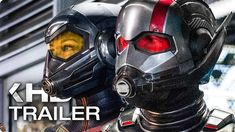 ANT-MAN 2: And The Wasp Trailer (2018) - YouTube