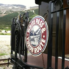 Dodie and I took this train trip in 2001 from Skagway Alaska to the Yukon