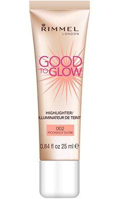 Rimmel London Good To Glow Highlighter 25ml