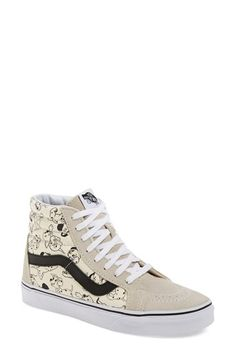 Vans 'Sk8-Hi Slim - Disney® 101 Dalmatians' Sneaker (Women) available at #Nordstrom