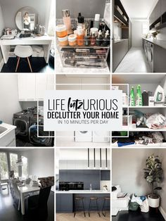 Click to read how to clear the clutter in your home on Life Lutzurious! What if I told you I had a system that could help you clear the clutter from your home in 10 minutes a day? Would you believe me? Clutter control declutter. Decluttering ideas feeling overwhelmed how to organize. Decluttering ideas minimalism bedroom. Decluttering ideas bedroom small spaces storage solutions. Decluttering tips clutter free home. Clutter organization bedroom small spaces. #organize #clean #organization Black Girl Fashion, Retro Fashion, Boho Fashion, Decluttering Ideas Feeling Overwhelmed, Clutter Organization, Organization Ideas, Winter Fashion Outfits, Fashion Clothes, Clutter Control