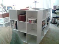 Great craft room DIY table