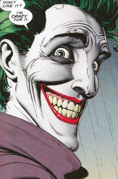 The Killing Joke (frame) - Bolland