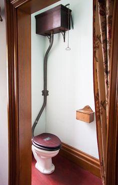 Pull Chain Toilets