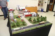 Farm Display Ideas | Go Back > Gallery For > Toy Farm Display Ideas